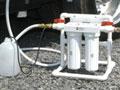 房车淡水系统清洁小贴士