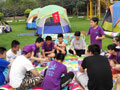 中国孩子可以在大陆参加美式夏令营了
