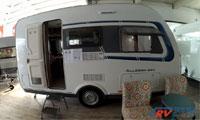 法国卡莱尔CARAVELAIR拖挂式 ALLEGRA 390房车