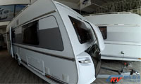 德国进口2016款特比特560TD房车  外观内饰视频实拍