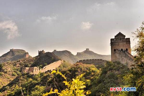 """2016年中国最美自驾游线路""""京承皇家御道"""""""