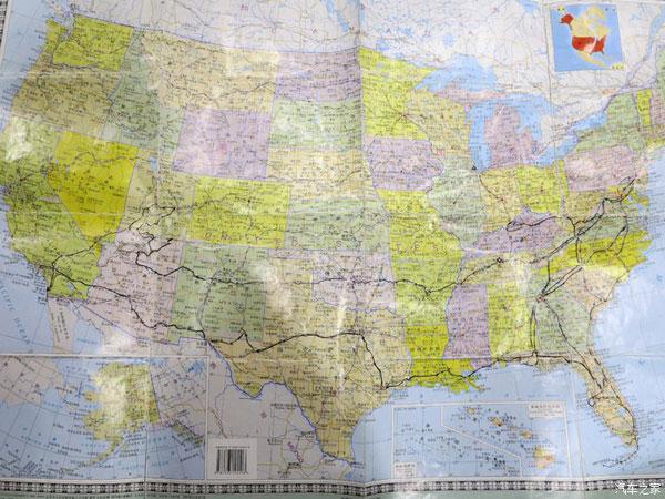 美国房车漫游130天路书