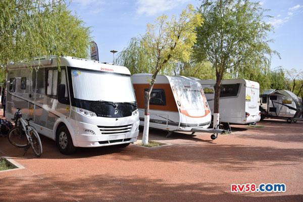 丝绸之路(嘉峪关)国际房车博览会 大陆房车