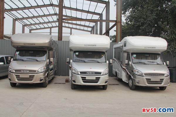 中天季风国五单扩展版房车 优惠6万现价49.8万