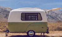 陪你周游世界的温馨小屋HC1拖挂房车