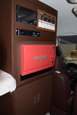 控制面板及微波炉