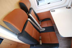 内部前排座椅