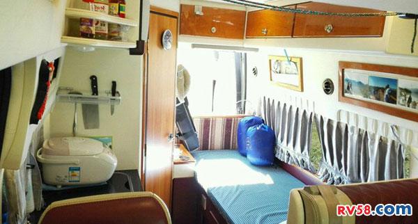 第一天,长沙——湖北随州服务区- 70后夫妻自驾房车16天9000公里