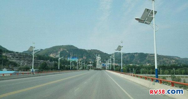 第十五天,跨过汉江来到了武当山——嘉峪关- 70后夫妻自驾房车16天9000公里