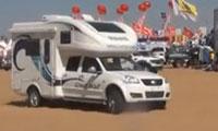 长城风骏房车阿拉善沙漠之旅