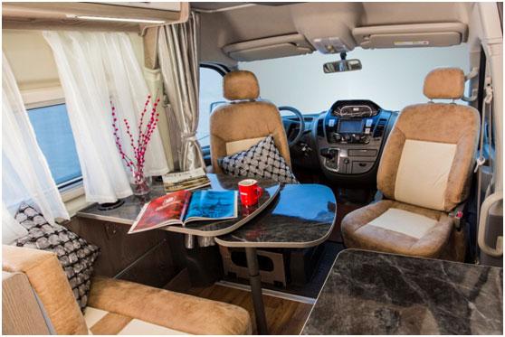端午钜惠览众大通自动挡B5房车29.8万元开回家