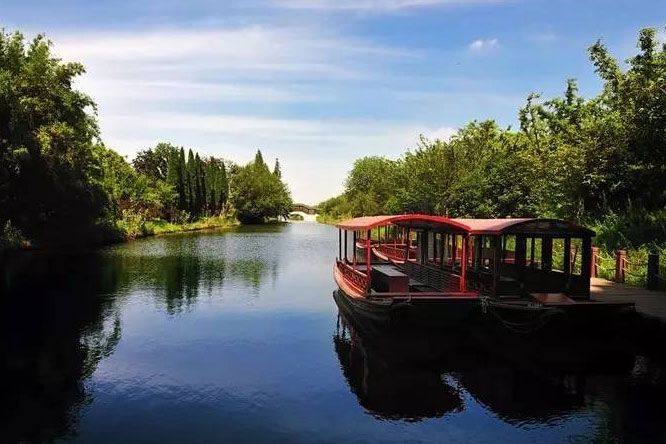房车自驾助力镇江旅游文化从金山湖驶向全国