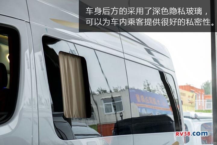 钧安奔驰324商务车测评