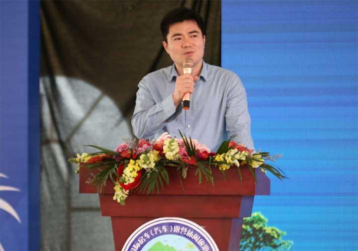 国家旅游局规划财务司规划发展处处长郇志杰