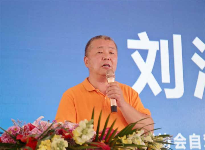 中国旅游车船协会自驾游与露营房车分会秘书长刘汉奇