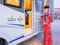 """""""冬日内蒙古,香伴随行""""内蒙古两家香格里拉大酒店携手打造房车旅行新体验"""
