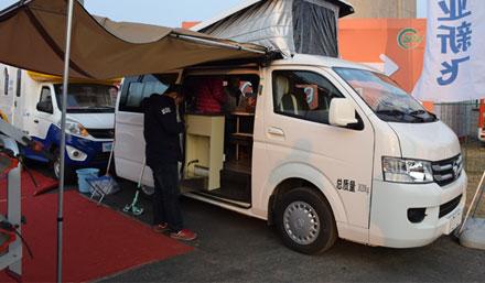 新飞福田G7旅行者房车 升顶大空间售价12.98万