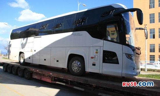 奥运会房车来了!2022年北京冬奥会通勤首款房车交付