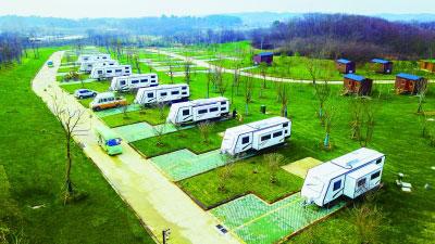 江宁谷里新建房车基地 近日对外开放-中国网地产