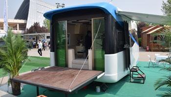 2018款房车营地专用住宿房车 22万销售价格