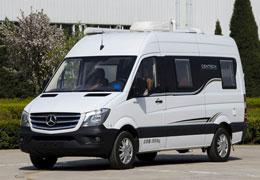 【特价】中天奔驰324自行式B型旅居车 优惠23万