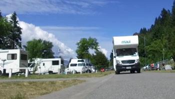 随心而动房车旅行--在国外租房车自驾新西兰去露营(一)