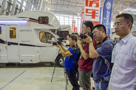 全新2018款季风房车北欧版媒体品鉴会(上海站)隆重举行