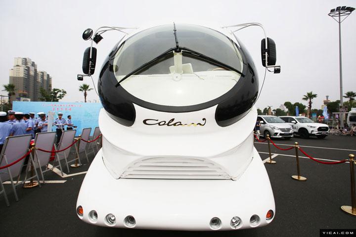 富人的新玩具!实拍超豪华房车 预售价1860万