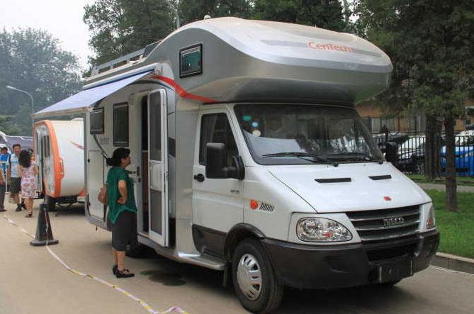 旅企忙布局,房车自驾成暑假游新热点
