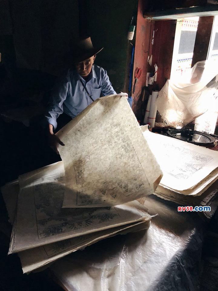 四川最后站--德格印经院 80天的漫长文艺旅行