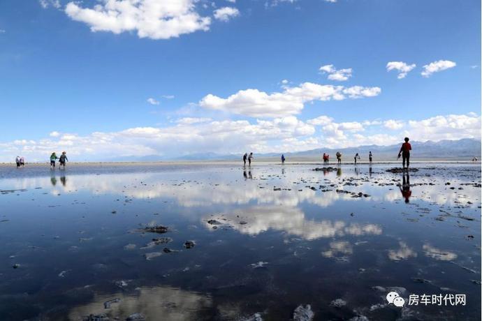 房车时代携手依维柯中国与您相约青海湖房车文化节