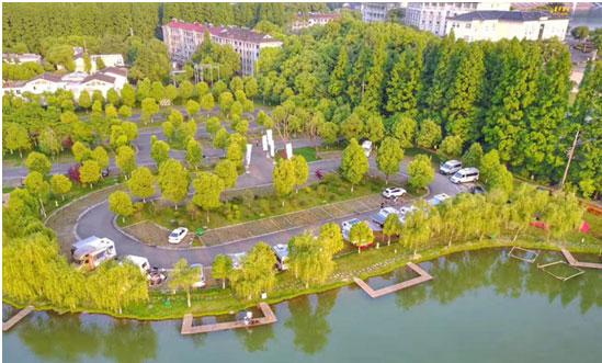 亚洲第一大房车市场发力 上海房车展一年两届