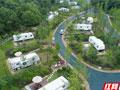 昭山:国际房车露营地开园试营业
