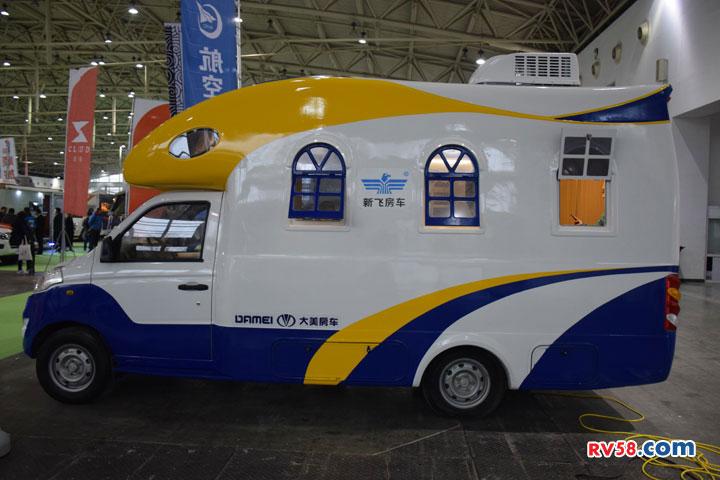 新飞伽途房车