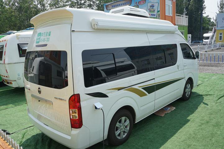 中汽京福B型房车