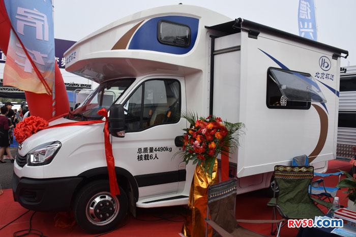 北京环达房车金秋重磅力推新品自动挡房车