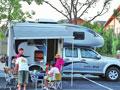 积极发展房车旅游打造精品自驾营地