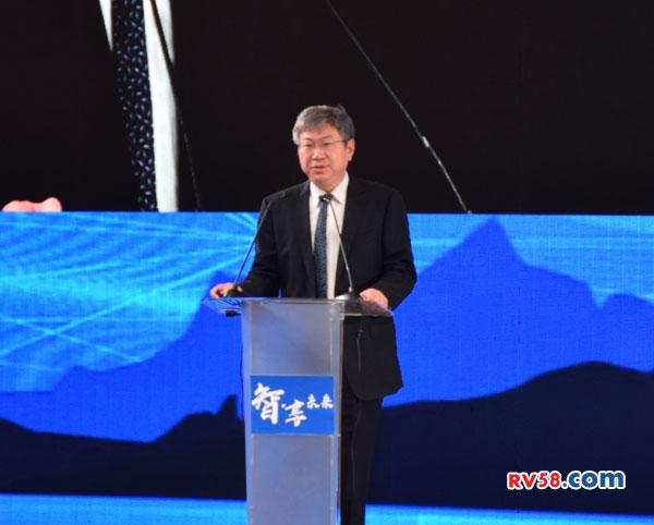奇瑞控股集团有限公司董事长 尹同跃