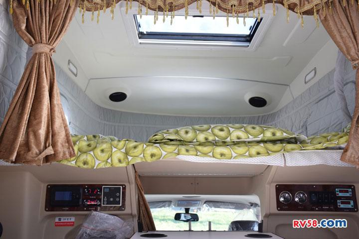 齐星升顶房车满足多样需求