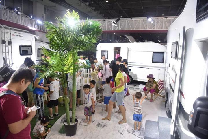 2016中国国际房车展览会】在京开幕