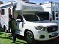 国六标准皮卡房车将上市,内部两张大床,四驱可选自动挡