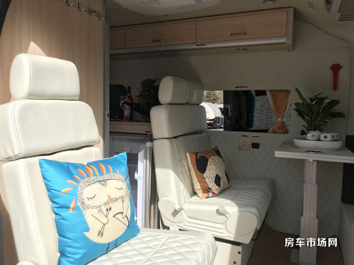 侣友福田G9房车2019款上市