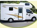 常州旅途御风C型房车团购价只要25.98万