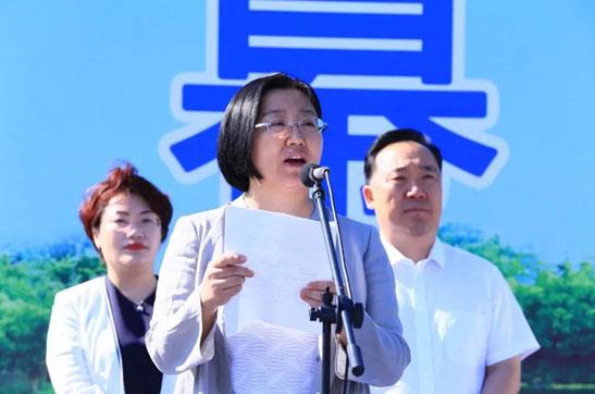 唐山市委常委、宣传部部长杨洁