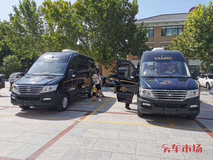 亚星欧睿房车818团购会沧州成功举办
