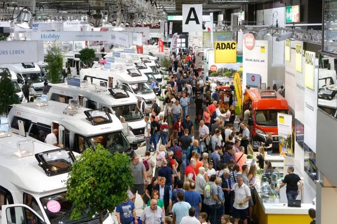 杜塞尔多夫国际房车展